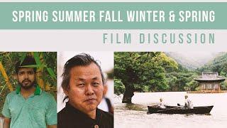 Film appreciation | Spring Summer Fall Winter & Spring | 18+ | Tamil | Korean Movie