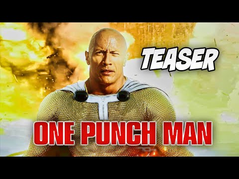 ONE PUNCH MAN Live Action Movie Teaser Trailer Announcement | Sony
