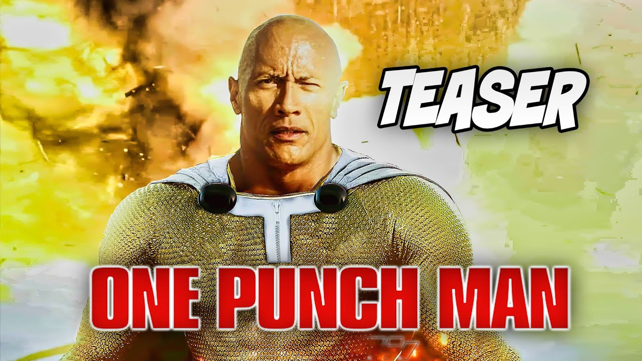 Download ONE PUNCH MAN Live Action Movie Teaser Trailer Announcement | Sony