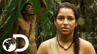 How To Survive Hurricane Irma... And A Bear! | Naked and Afraid | NEW SEASON