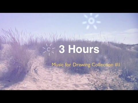 Drawing Music And Drawing Music Playlist Drawing Music Instrumental