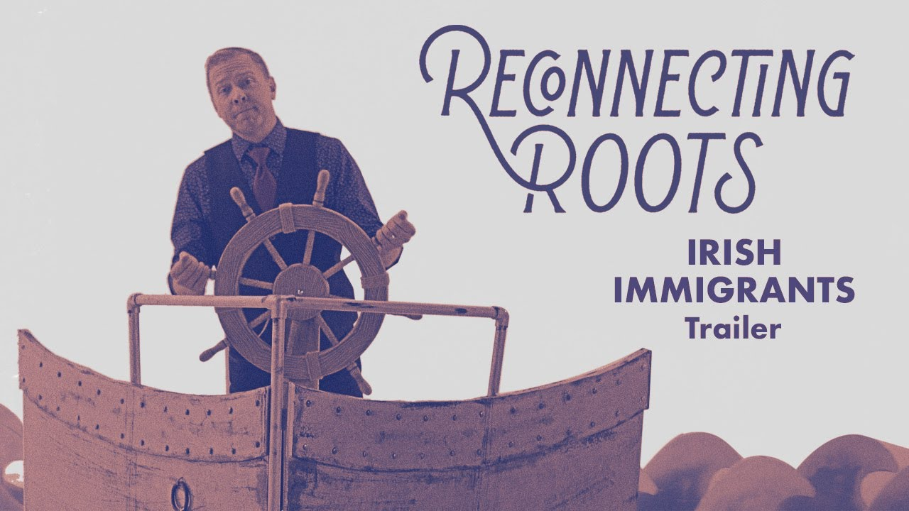 "Download ""Irish Immigrants"" Trailer   Reconnecting Roots   Season 2 Episode 3"