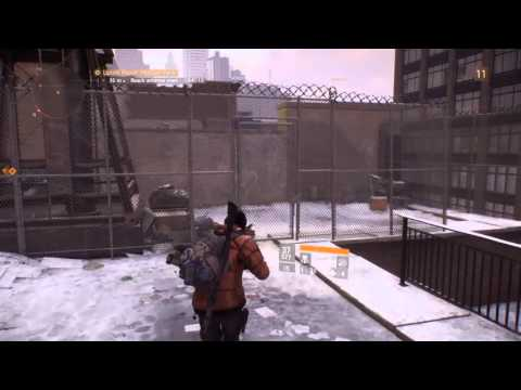 The Division PS4 - Uplink repair - Hudson Yards