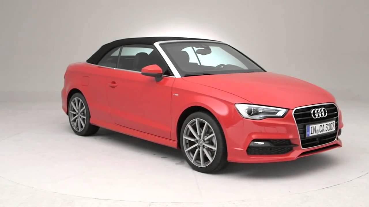 Audi A3 Cabriolet What Car Open Top Car Of The Year 2014 Youtube