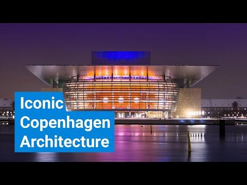 Copenhagen Architecture Spanning Centuries