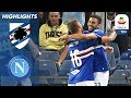 Sampdoria 3-0 Napoli | La Sampdoria ribalta i pronostici e guadagna tre punti! | Serie A