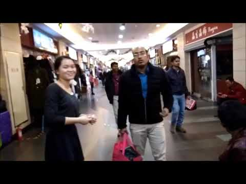 Heavy bargain with Chinese girl in Shanghai by pinku