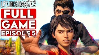 LIFE IS STRANGE 2 EPISODE 5 Gameplay Walkthrough Part 1 FULL GAME [1080p HD PC 60FPS] No Commentary