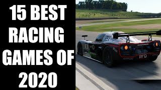 15 Best Racing Gaṁes of 2020