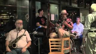 """Cafe Borrone All Stars  """"The Song is Ended But the Melody Lingers On"""""""