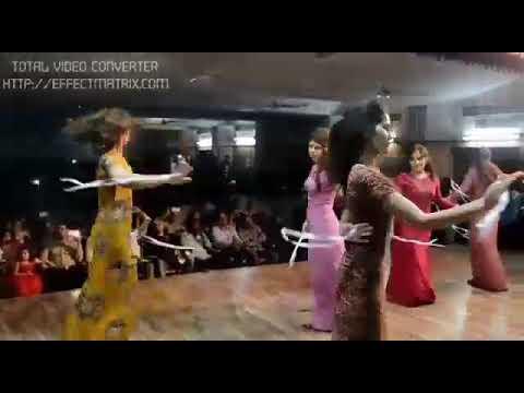 Turkmenistan dancing
