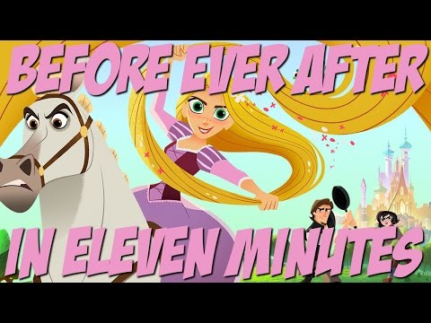 Before Ever After in Eleven Minutes