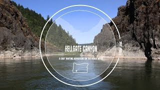 Explore Hellgate Canyon in 360° Video
