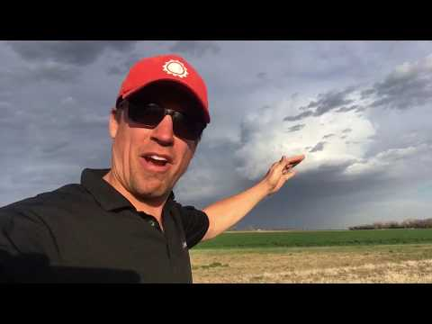 VLOG: Introducing the ultimate storm chasing machine: Dominator 3