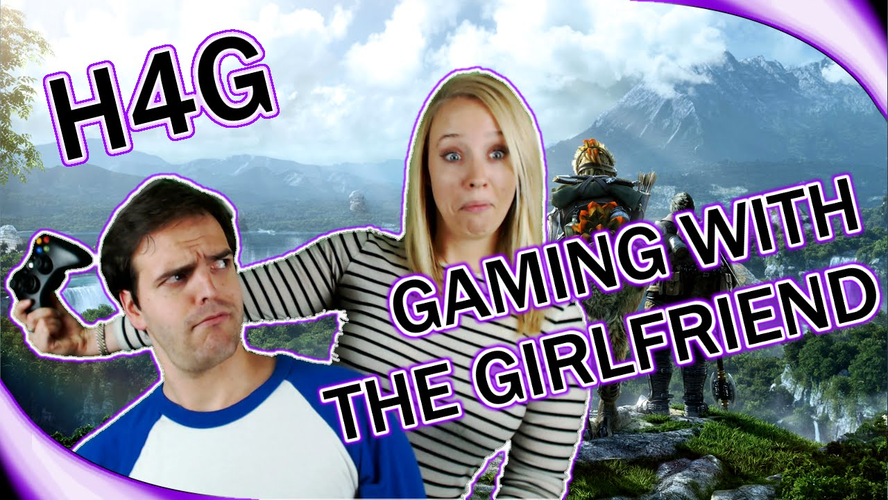 How to Get Your Girlfriend / Boyfriend to Play Games - Top