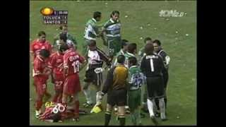 Final Verano 2000 - Toluca (5-1) Santos ***Futbol Retro***