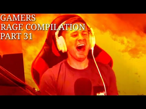 Gamers Rage Compilation Part 31 |