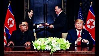 Kim, Trump e il mistero della penna