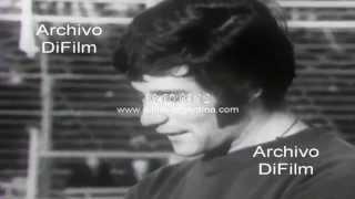 DiFilm - Nota a Héctor Rodolfo Veira - San Lorenzo de Almagro 1968