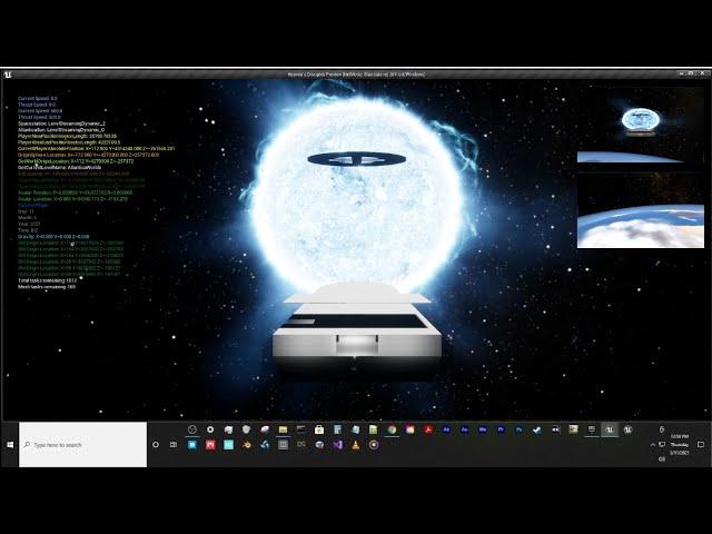 Manual World Origin Rebasing in Unreal Engine 4.26