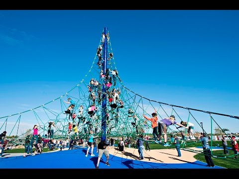 Spectacular Playground Equipment