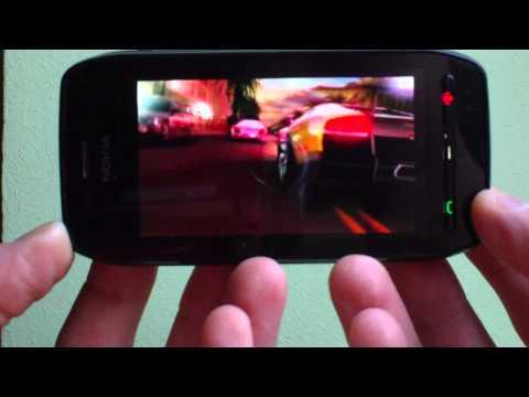 Asphalt 5 HD free game Symbian Belle Nokia 603