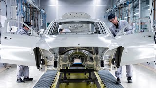 Mercedes-Benz E-Class W212 facelift Production Sindelfingen