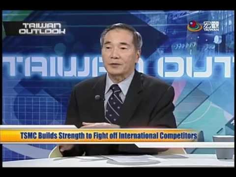 TAIWAN OUTLOOK—林本堅 Semiconductor Achievements in Taiwan