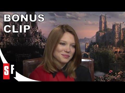 Beauty And The Beast - Bonus Clip: Léa Seydoux On Playing Belle (HD)