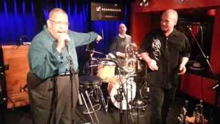 """Fred Wesley, """"House Party"""", Oct. 7th, 2013, Jazz Club Hannover, Germany"""
