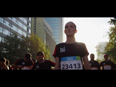Maratón de Santiago 2019 | Marca Chile