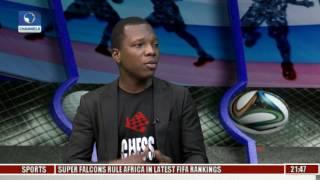 Sports Tonight: Tunde Ogunsiku Speaks On Chess In Schools Programme