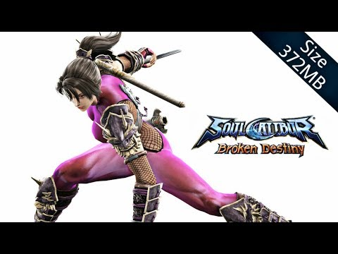 Soul Calibur Broken Destiny PSP Game Download And Install For Android in hindi