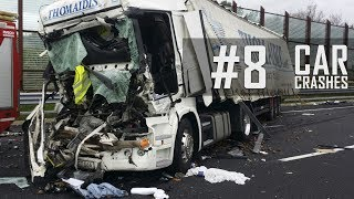 Most Insane Truck Crashes Compilation #8