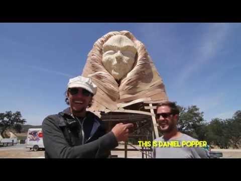 The Temple, Woogie & Daniel Popper - Lightning in a Bottle 2015 Documentary Series Ep. 5
