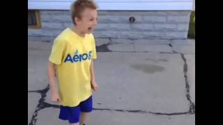 Crack kid!-Kid on crack vine - ORIGINAL VIDEO-
