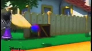 Zou en español Disney Junior ( Intro)