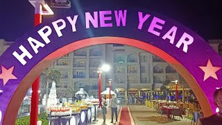 Albatros white beach resort Hurghada Egypt Happy New year 2021