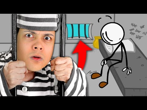 BREAKING OUT OF PRISON !!! (Escaping The Prison)