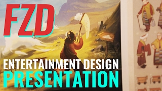 Entertainment Design Presentation @ FZD January 2017