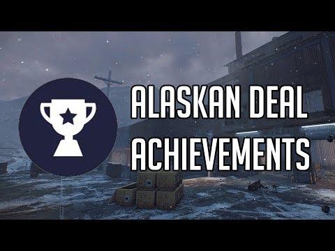 [Payday 2] Alaskan Deal All Achievements