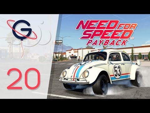 NEED FOR SPEED PAYBACK FR #20 : Épave Volkswagen Beetle 1963 !