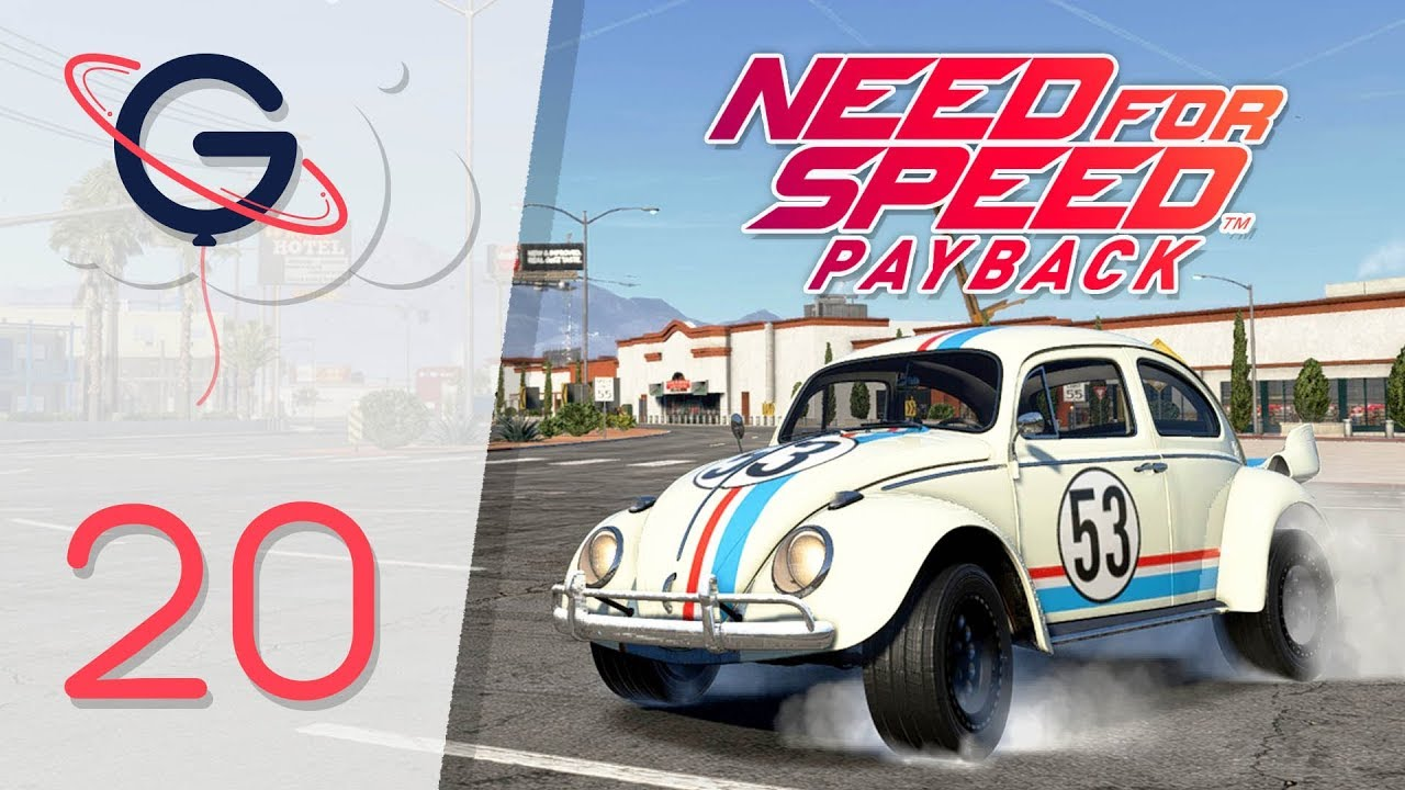 need for speed payback fr 20 pave volkswagen beetle 1963 youtube. Black Bedroom Furniture Sets. Home Design Ideas