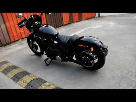 Harley Davidson Street Bobทะเบียนแท้ โอนได้ทั่วไทย ปี2020