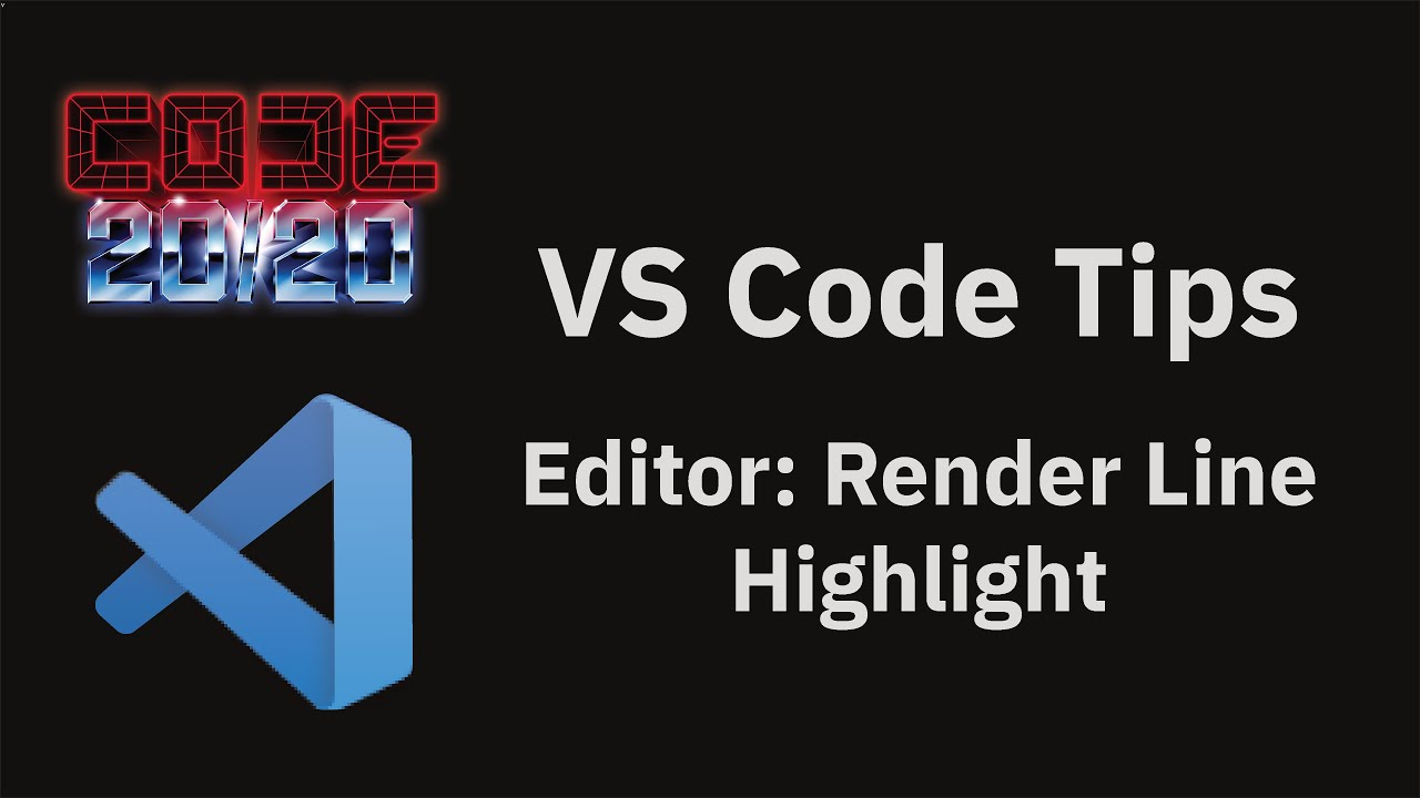 Editor: Render Line Highlight