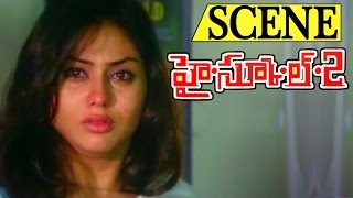 High School 2 Movie Scenes - Stefin killed his wife for Jenifer | Namitha | Raj Karthik | V9 Videos