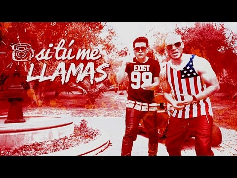 Si tu me llamas - Eyci and Cody  (Video Lyrics Oficial)