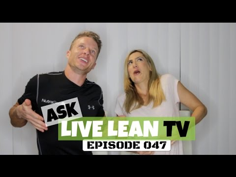 Somatotypes, Booty Building, and Back Training Tips | #AskLiveLeanTV Ep. 047