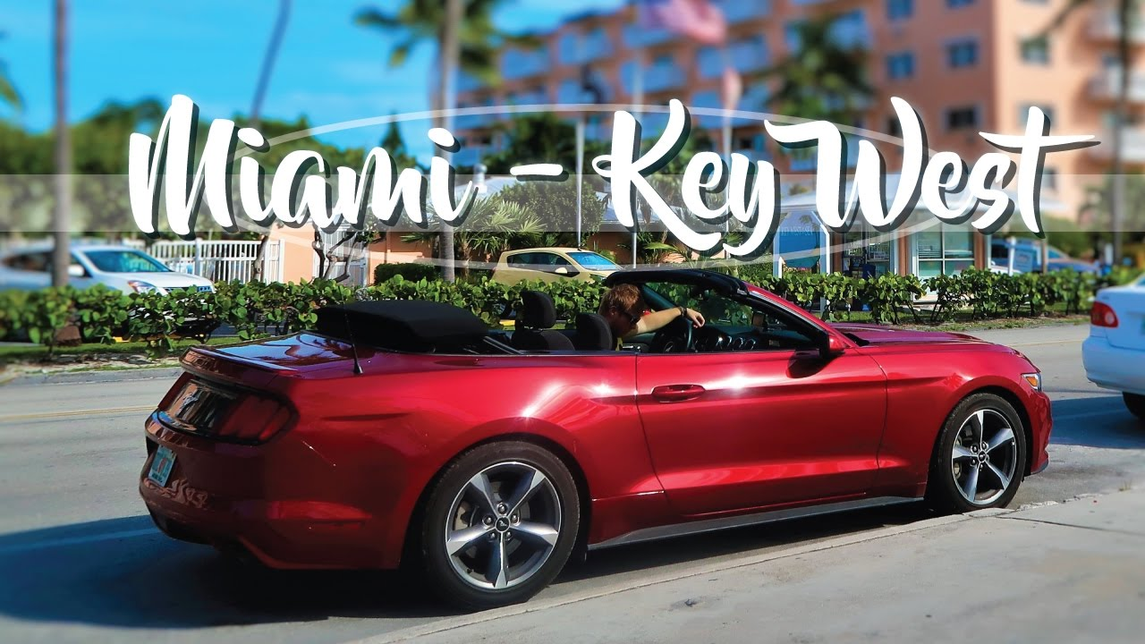 Florida Keys Drive Miami To Key West Youtube