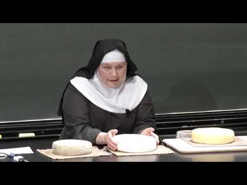Sister Noella Marcellino: Tales from the Cheese Caves; Science & Cooking Public Lecture Series 2016